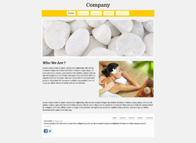 Website Builder Template 1